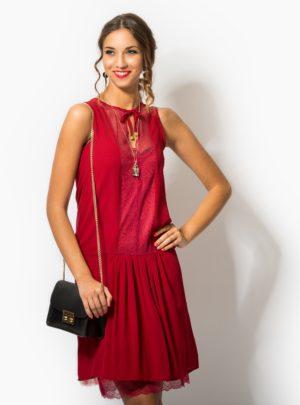 рокля малина